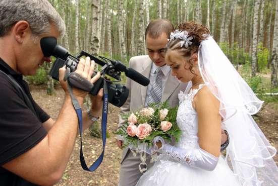 Видеосъемка свадеб, выпускных, праздников