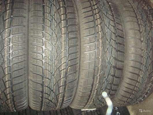 Новые Dunlop 245/45 R18 Winter Sport 3Dx ROF