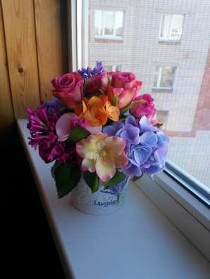 Флористическая композиция в г. Вологда Фото 1