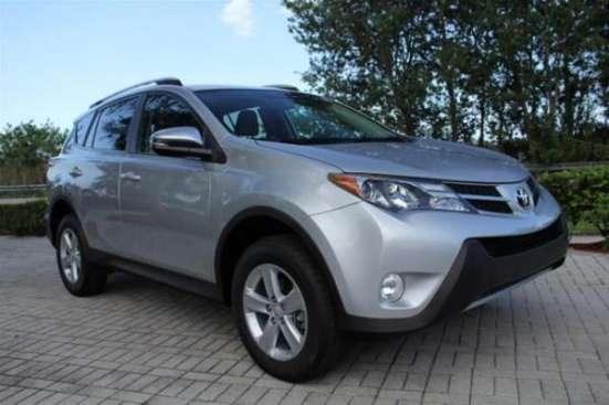 Продажа Toyota RAV4, 2013 Состояние нового автомобиля.