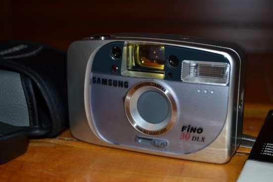 Фотоаппарат Samsung fino 30 dlx
