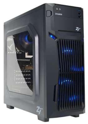"""Новый Игровой пк """"Fire"""", на новом GTX1070 """"Pascal"""""""