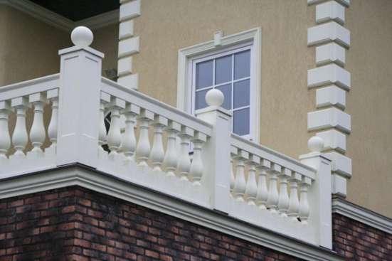 Фасадная лепнина - прекрасный лепной декор в Чебоксарах Фото 5
