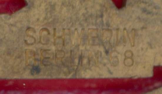 Германия Боевой знак подводника