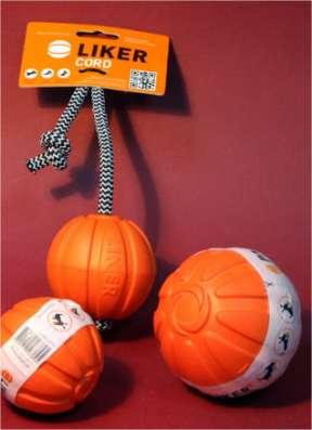 Мячики-лайкеры для собак