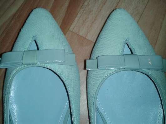 Туфли летние Bravo trend
