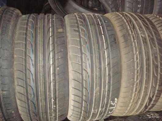 Новые Dunlop 275/55 R19 SP Sport Maxx
