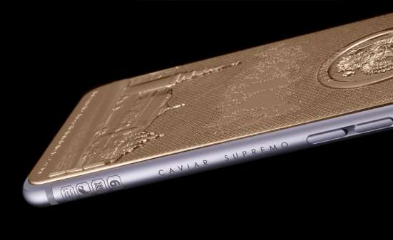IPhone 6S Supremo President