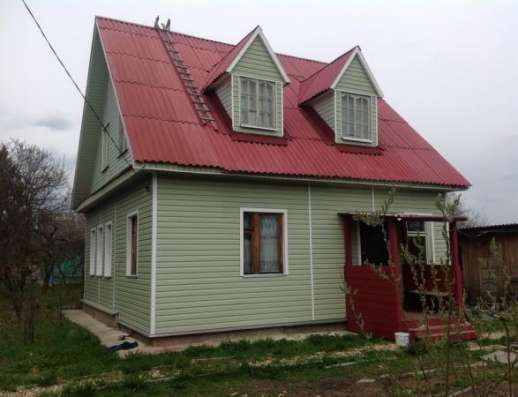 Продается 2-х этажный дом на участке 12 соток в гпт. Уваровка,Можайский район,130 км от МКАД по Минскому шоссе