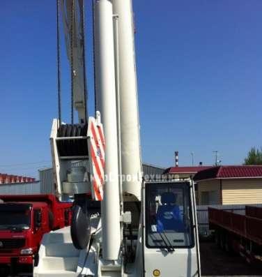 Автокран ZOOMLION QY50V532 в Москве Фото 5