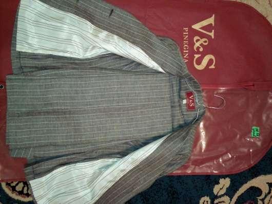 Брючный костюм лен, новый, размер М в г. Астана Фото 3