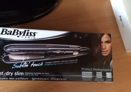 Утюжок Babyliss