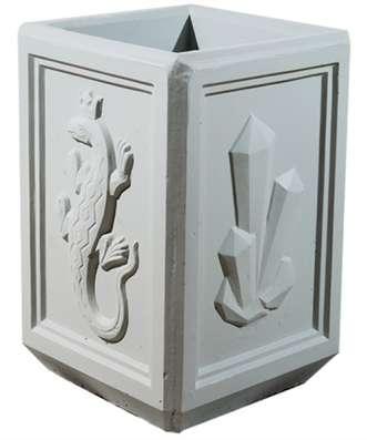 Декоративные изделия малой архитектурной формы из бетона
