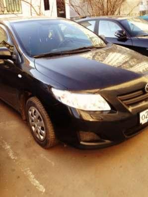 Тойота-Королла 2008г. вып