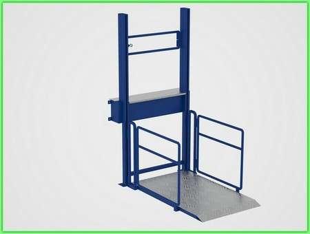 Вертикальный подъемник для инвалидов ПВИТ 2000