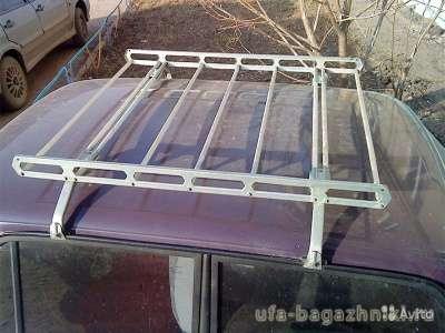 открытый прицеп для легкового авто  БАГАЖНИК на крышу