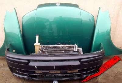 автозапчасти фиат пунто-палио 2002г бампер-двери-подвеск