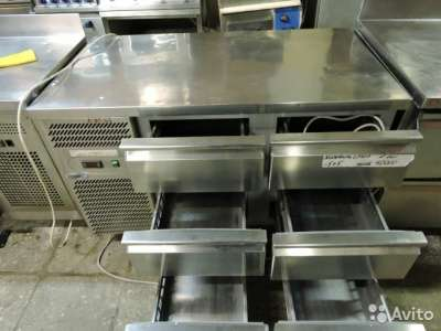 торговое оборудование Холодильный стол Studio