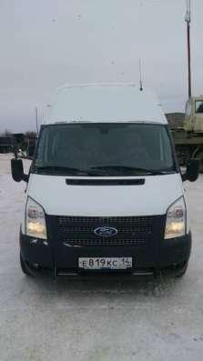 грузовой автомобиль Ford Transit