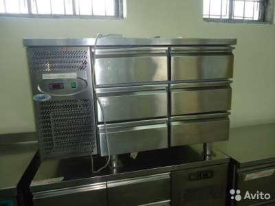 торговое оборудование Столы холодильные в ассор