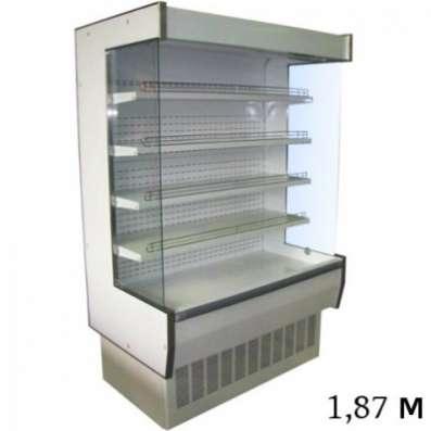 холодильная витрина  пристенная Нова