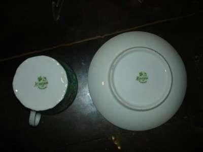 Чайная пара-СИРЕНЬ,Кузнецов в Рыбинске,м в Санкт-Петербурге Фото 2