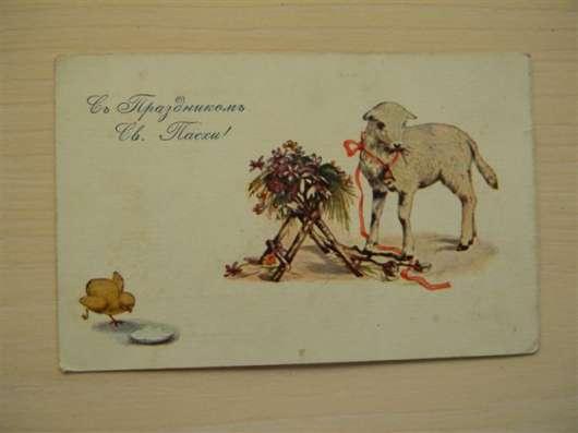 Почтовые карточки 1-ой трети 20 века-5 шт в г. Ереван Фото 5