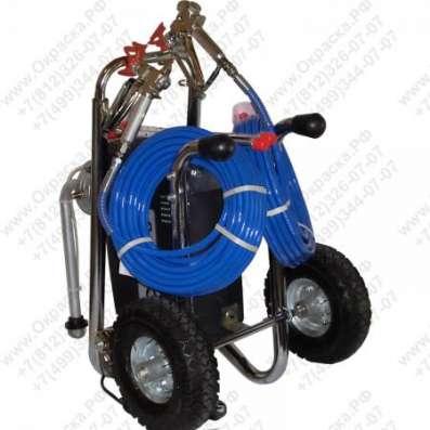Безвоздушный окрасочный агрегат Cb 350
