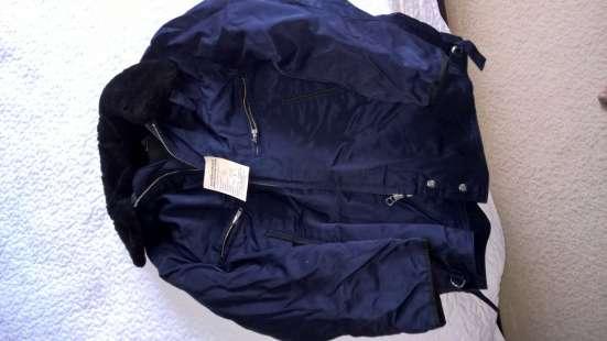 Костюм летчика на меху (куртка +комбинизон) размер 54-3