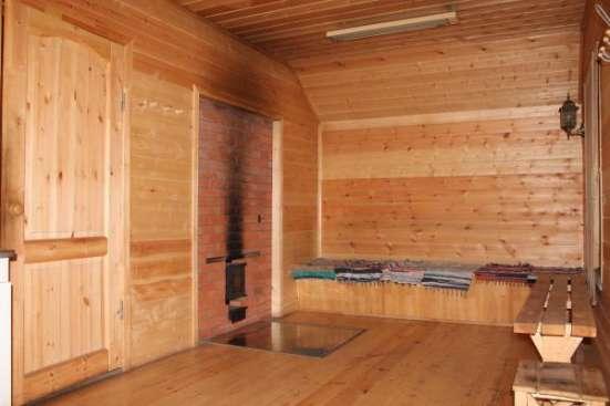 коттедж с банкетным залом в поселке Вырица Фото 1