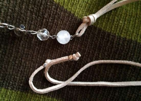 Ожерелье Лиса и Сова