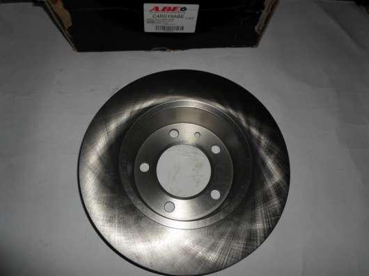 Тормозной диск, задний. Opel Movano, Renault Master в г. Ковель Фото 3
