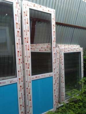 Окна и двери балконные пластиковые