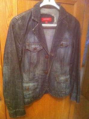 Пиджак джинсовый XX BY MEXX JEANS,42 размера