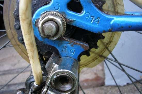Велосипед хвз 56см. в г. Минск Фото 1