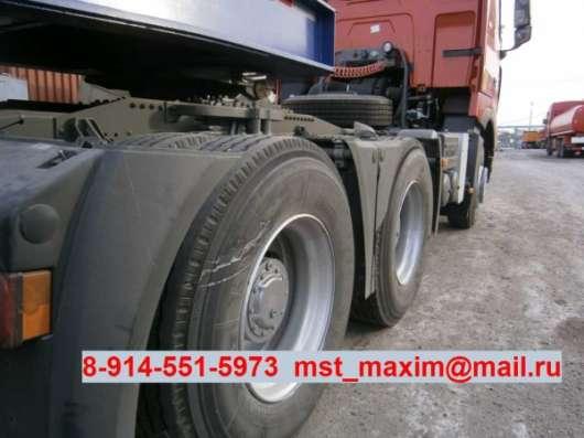 Полуприцеп трал CIMC г/п 60 тонн в Благовещенске Фото 1