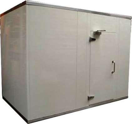 Холодильные, морозильные камеры в Крыму. Монтаж под ключ