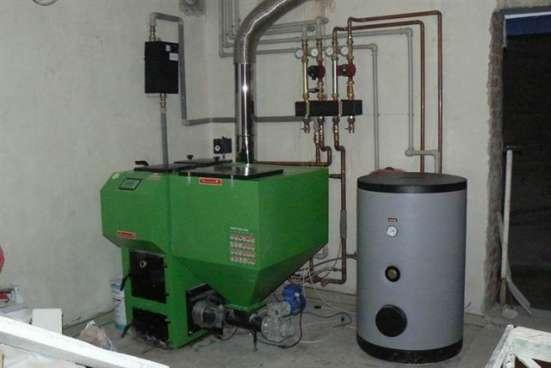 Котельная пеллетная автоматизированная Светлобор ВД 16 в Набережных Челнах Фото 4
