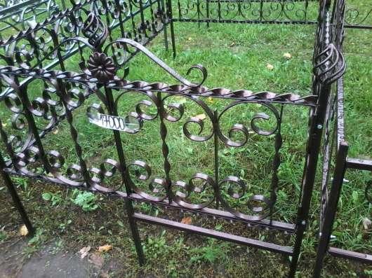 Оградки с порошковой покраской от 2500 руб в Уфе Фото 1