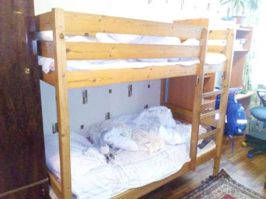 Продам диван и двухъярусную кровать в Санкт-Петербурге Фото 1