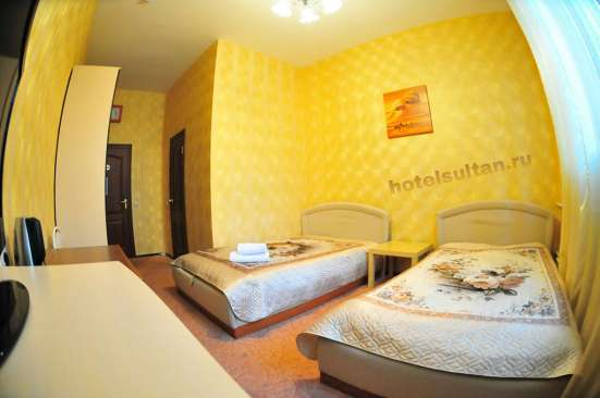 Гостиница Султан недорого в центре
