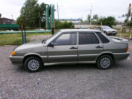 Продажа авто, ВАЗ (Lada), 2115, Механика с пробегом 148000 км, в Волжский Фото 3