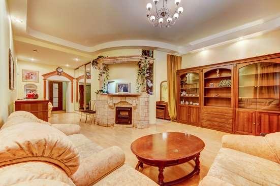 Апартаменты в центре Петербурга. Аренда от суток