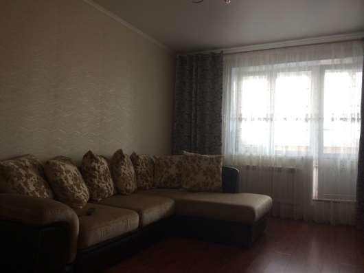 Просторная однокомнатная квартира в новом монолитно-кирпичн