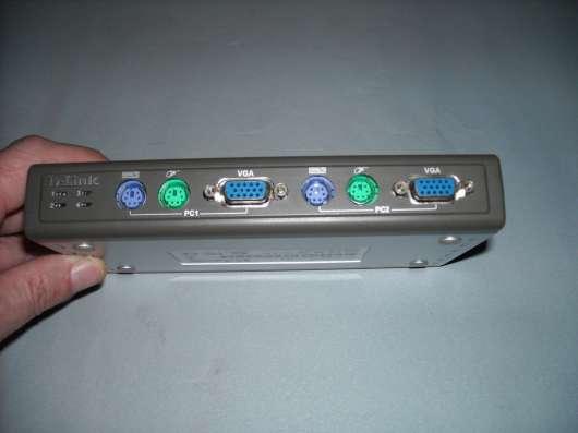 KVM Switch D-Link 4х портовый в г. Чайковский Фото 5
