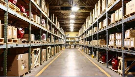 Теплые складские помещения от 220 м