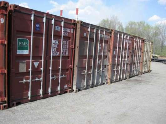Аренда под склад контейнер 35 м2. в г. Щелково Фото 6