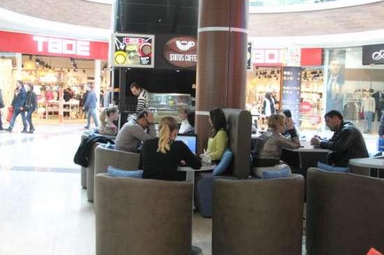 новую кофейню в ТРЦ Меганом в г. Симферополь Фото 1