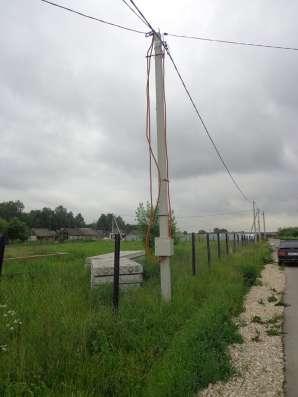 25 соток земли в селе, с фундаментом под дом в г. Михнево Фото 5