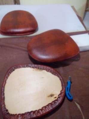 Перетяжка и ремонт мягкой мебели, салонов авто